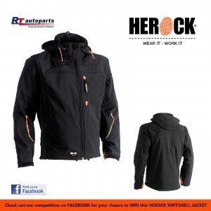 herock jacket competition for screen