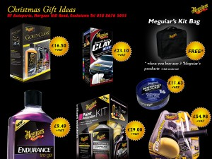 Meguairs Gift Ideas