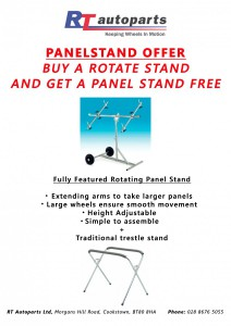 panel stand offer
